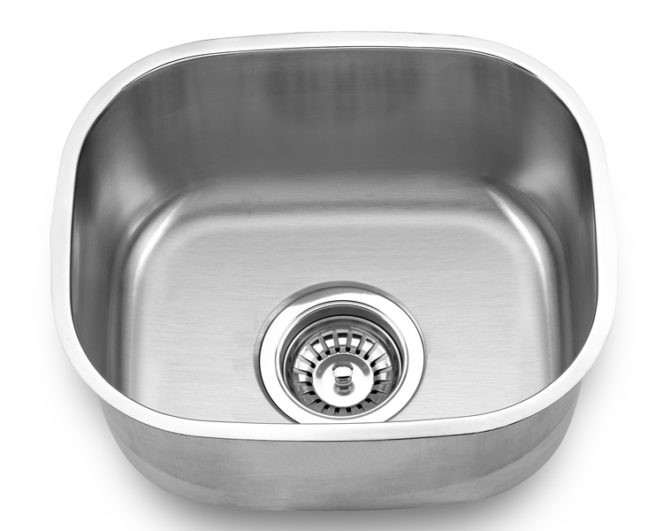Undermount, Bar Sink, MODEL: 1512