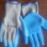 Latex gloves UEC L