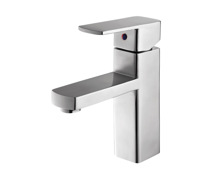Stainless Steel Bathroom Faucet, UECFM05-1S