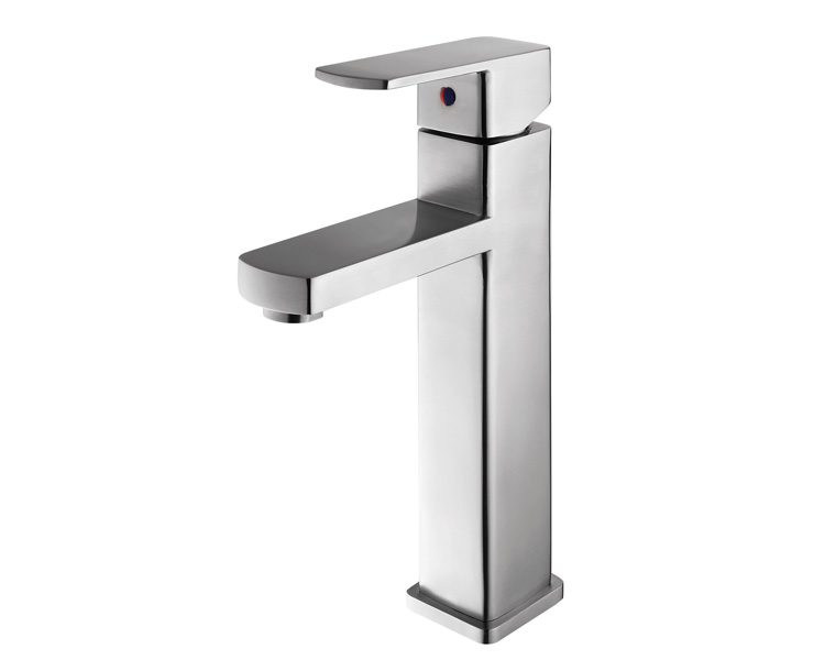 Stainless Steel Bathroom Faucet, UECM05-2S
